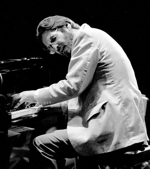 Bill Evans at Montreux Jazz Festival, Switzerland7/13/1978